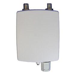 ハイテクインター 屋外用無線AP/ブリッジDLB2 オムニアンテナ・同軸ケーブル50cmセット(181-FN-K005) 取り寄せ商品