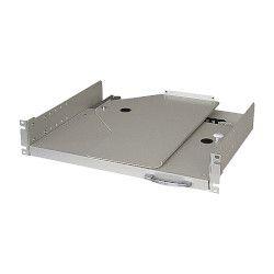 摂津金属工業 自転式キーボードテーブル RAKTシリーズ RAKT-0845RWG 取り寄せ商品
