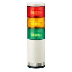 パトライト シグナル・タワーLED大型積層信号灯Φ100 LGE-302-RYG 取り寄せ商品