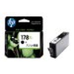 日本ヒューレット・パッカード 【4個セット】HP178XLインクカートリッジ 黒 スリム増量 CN684HJ(CN684HJ*4) 取り寄せ商品