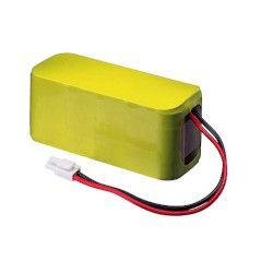 ユニペックス ワイヤレスアンプ用ニカド電池 黄色 WBT-2000 取り寄せ商品