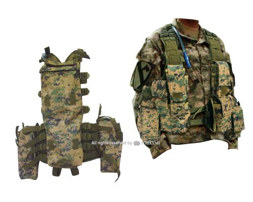 【送料無料】 トオケミ(TOHKEMI) US ARMY VEST(#099-CM)