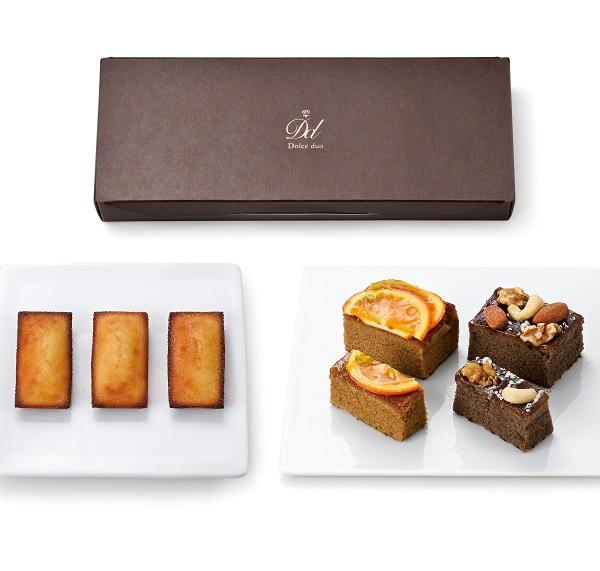 スイーツ ギフト ハニーフィナンシェと定番の詰め合わせ(アールグレイ・ショコラ) 引菓子 引き菓子 焼き菓子
