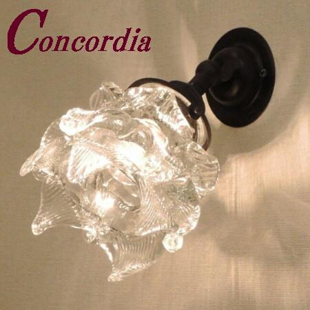 【ブラケットライト WB235/Z+235/CLR】真鍮製 ガラスシェード アンティーク調 壁照明 クラシック シック おしゃれ 本格的 廊下 玄関 黒 LED電球使用可