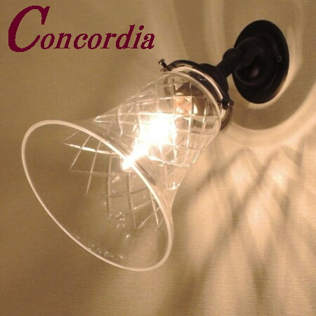 【ブラケットライト WB235/Z+421/CUT】真鍮 ガラス アンティーク風 ブラケット照明 トラディショナル クラシカル お洒落 洋館 鏡 玄関 アイアン風 LED電球使用可
