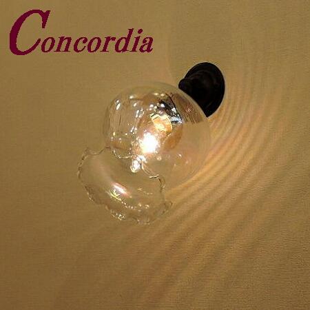 【ブラケットライト WB235/Z+520/PRL】真鍮製 ガラスシェード アンティーク調 壁照明 クラシック シック お洒落 高級 洗面所 鏡 黒 LED電球使用可