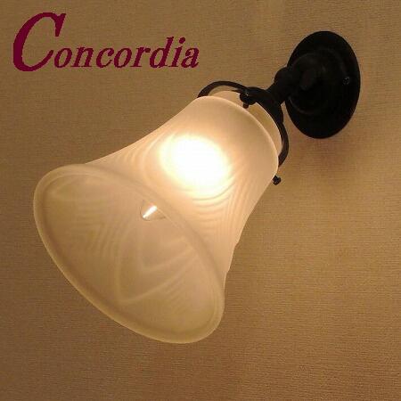【ブラケットライト WB235/Z+822/SAT】真鍮 ガラスシェード アンティーク風 壁照明 クラシカル ヨーロッパ おしゃれ 本物 鏡 廊下 アイアン風 LED電球使用可