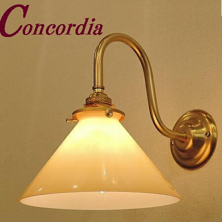 【ブラケットライト WB241+100S/IVO】 真鍮 ガラス アンティーク調 ブラケット照明  クラシック レトロ かわいい 洋館 洗面所 寝室 LED電球使用可