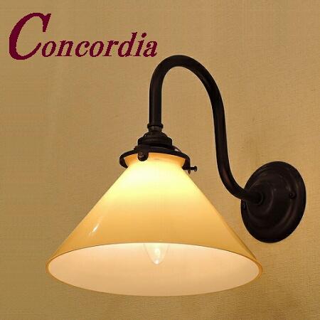 【ブラケットライト WB241/Z+100S/IVO】 真鍮 ガラス アンティーク調 ブラケット照明  クラシック レトロ かわいい 洋館 洗面所 寝室 黒 LED電球使用可