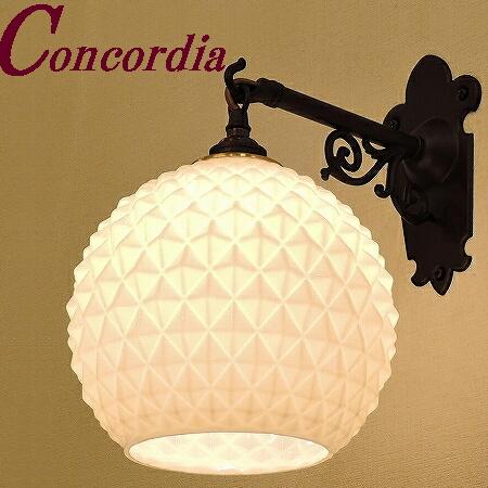 【ブラケットライト WB251/Z+451/OPL】 真鍮製 ガラス アンティーク風 ブラケット照明 クラシック かわいい 本物 玄関 トイレ アイアン風 LED電球使用可