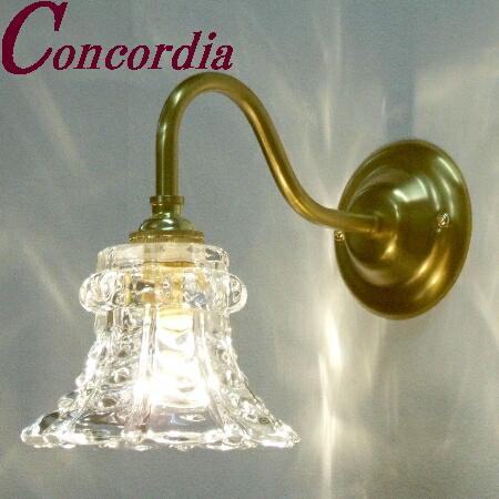 【ブラケットライト WB811+475/CLR】 真鍮 ガラス アンティーク調 ブラケット照明 シック クラシック お洒落 洋館 鏡 洗面所  LED電球使用可