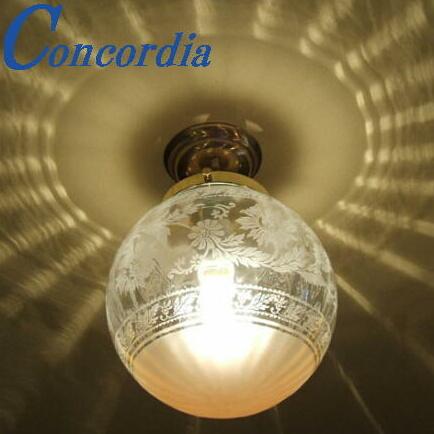 【シーリングライト 108E/COG-PB394】直接配線対応 天井 照明 玄関 ホール 洗面所