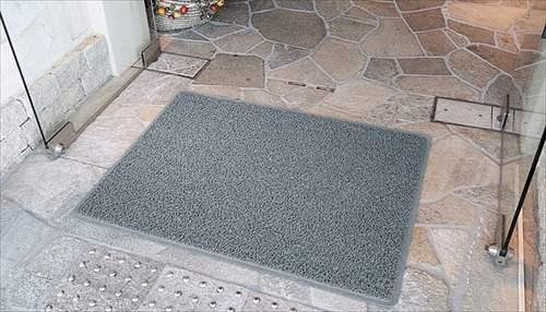 山崎産業 コンドル ロンソフトマット(裏地なし) #6(60×90cm)Gグリーン