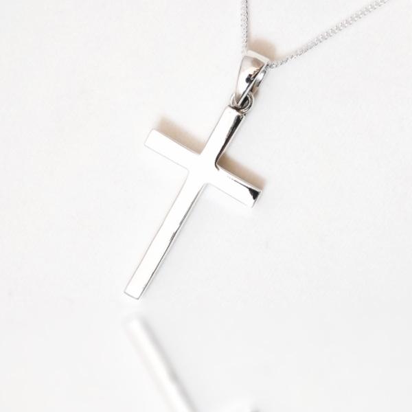クロス ネックレス メンズ シンプル 人気 ブランド シルバー925 喜平 チェーン レディース コーデ sv925
