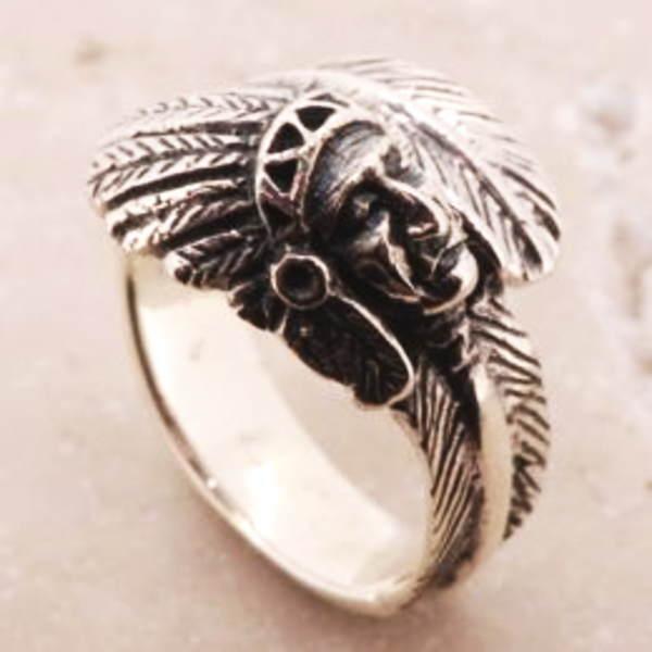 インディアン フェザー リング 指輪 シルバーリング シルバー925 シルバー 925 サイズ 人気 ブランド シンプル メンズ 彼氏 レディース 彼女 //【市場】【送料無料】←DM便