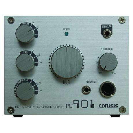 PD901ディスクリートヘッドフォンアンプ