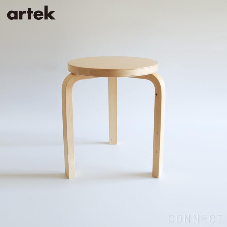 artek(アルテック)/STOOL 60 Ystava (スツール60 ウスタヴァ) バーチ北欧家具 スツール チェア (送料無料)