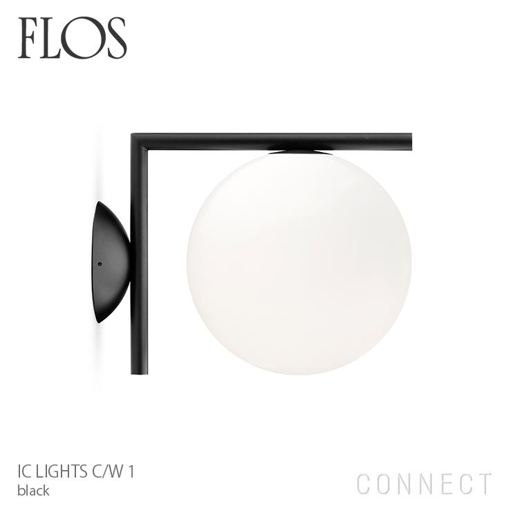 【正規販売店】【送料無料】FLOS(フロス)/FLOS(フロス) / IC LIGHTS C/W1(アイシーライトC/W1)/ブラック