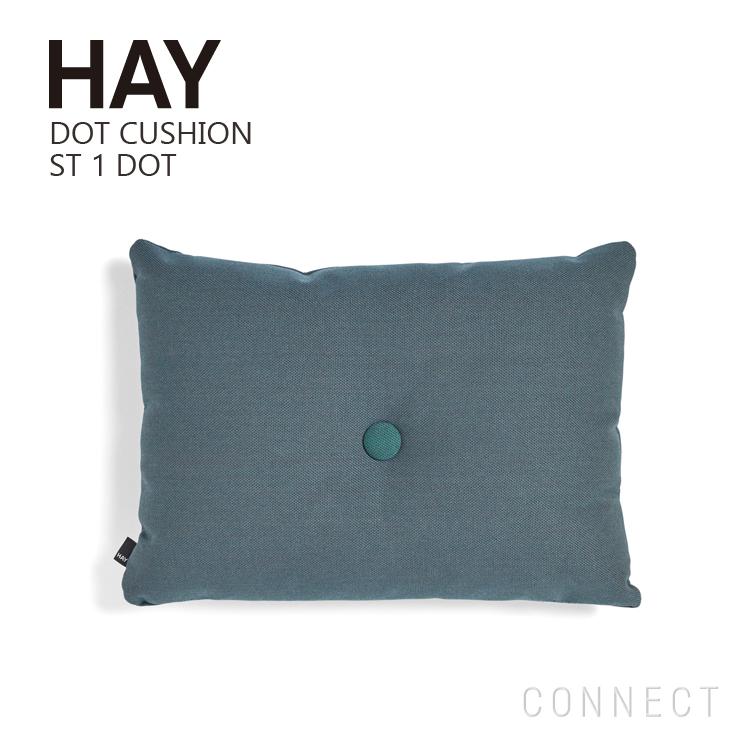 【取寄品】HAY(ヘイ) / DOT CUSHION ST 1 DOT (クッション)レーシンググリーン