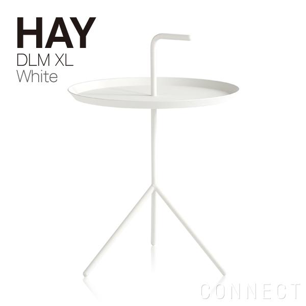 XL ホワイト テーブル DLM / サイド 【取寄品】HAY(ヘイ)