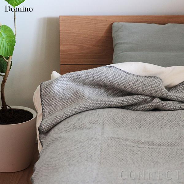KLIPPAN(クリッパン) / ラムウール スローケット DOMINO(ドミノ) 130×180cm