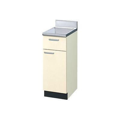 メーカー直送品 LIXIL リクシル セクショナルキッチン 木製キャビネット GKシリーズ 調理台 間口30cm[GK(F・W)-T-30Y]