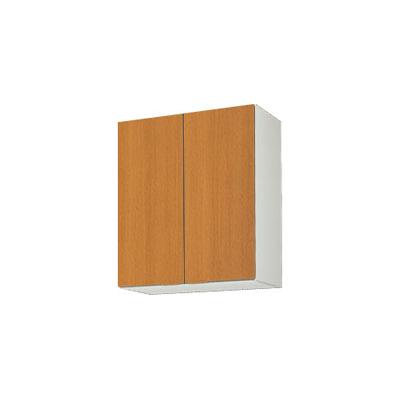 メーカー直送品 LIXIL リクシル セクショナルキッチン 木製キャビネット GSシリーズ 吊戸棚 間口60cm[GS(M・E)-AM-60Z]高さ70cm