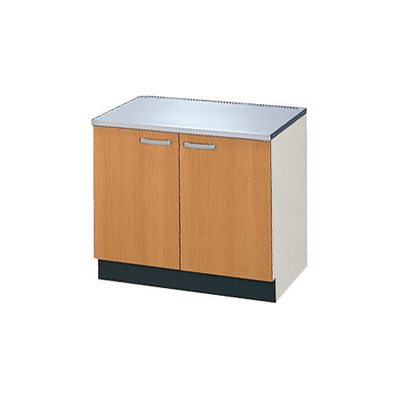 メーカー直送品 LIXIL リクシル セクショナルキッチン 木製キャビネット GSシリーズ コンロ台 間口70cm[GS(M・E)-K-70K]