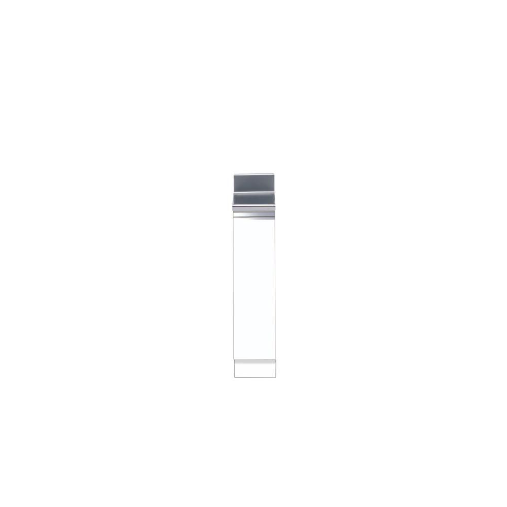 メーカー直送 【マイセット】キッチン 単体キッチン 調理台 M1 間口20cm[M1-20T*]【MYSET】 道幅4m未満配送不可
