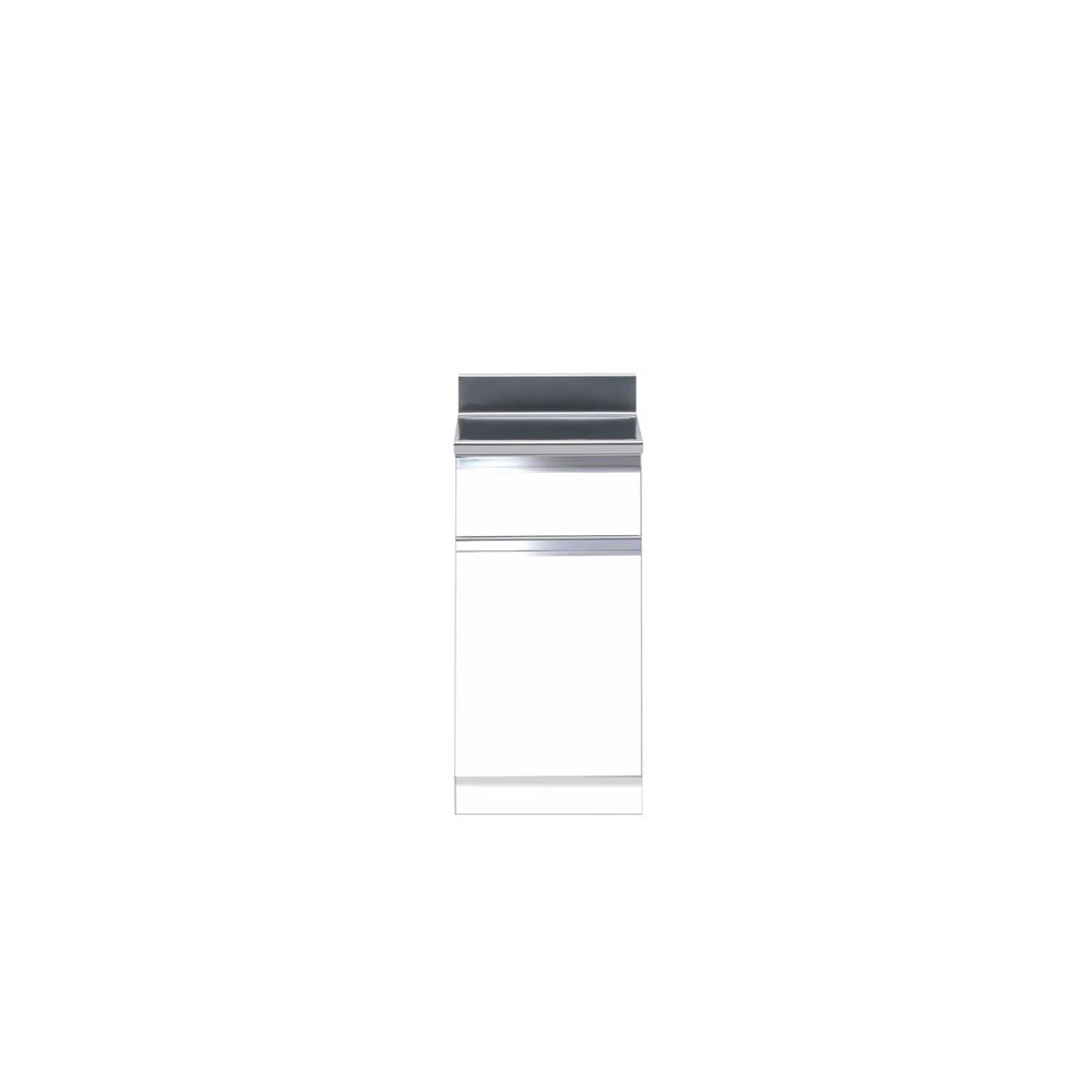 メーカー直送 【マイセット】キッチン 単体キッチン 調理台 M1 間口40cm[M1-40T*]【MYSET】 道幅4m未満配送不可
