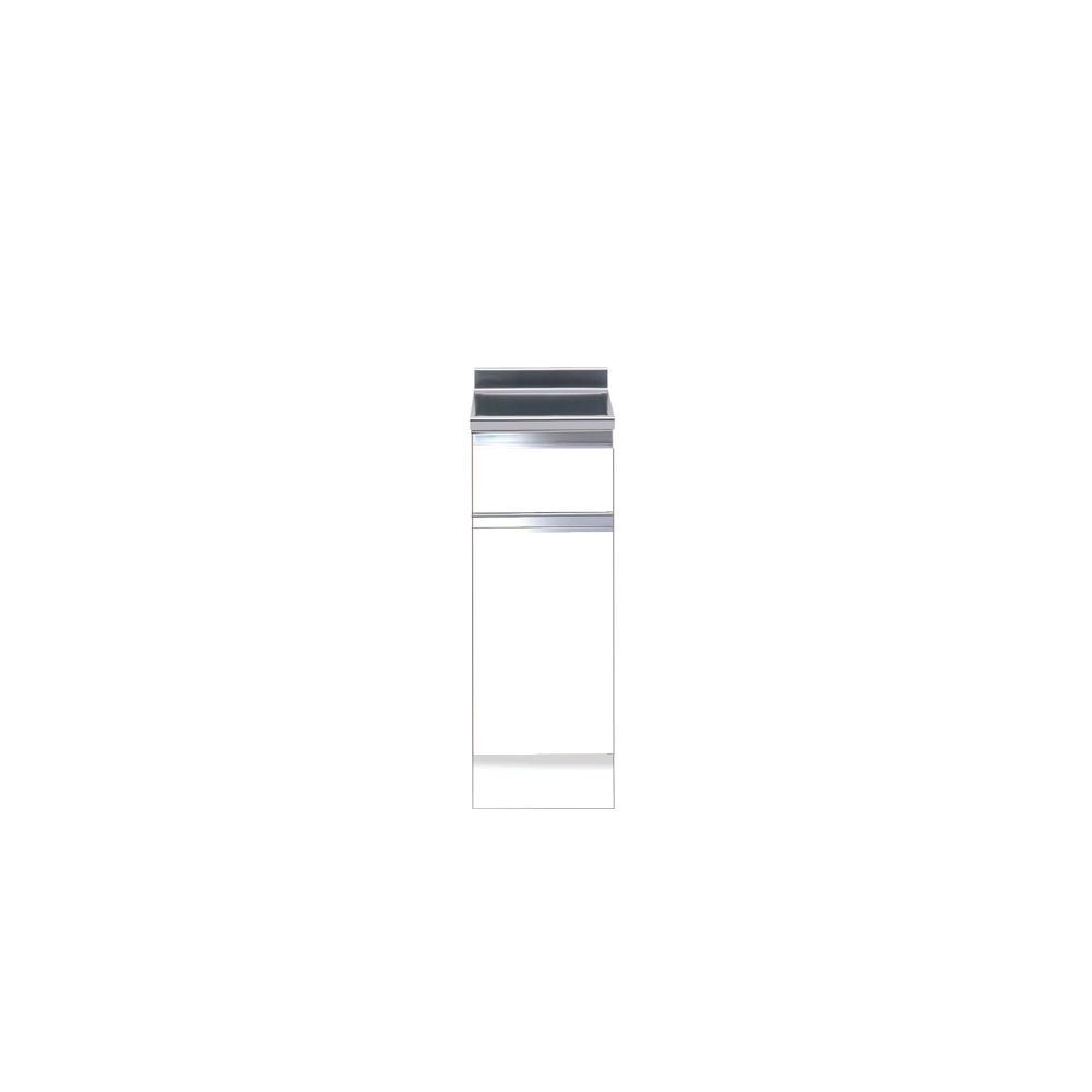 メーカー直送受注生産品 マイセット キッチン 単体キッチン ハイトップ 調理台 S1 間口30cm[S1-30T**]【MYSET】 エリア限定 キャンセル不可 道幅4m未満配送不可