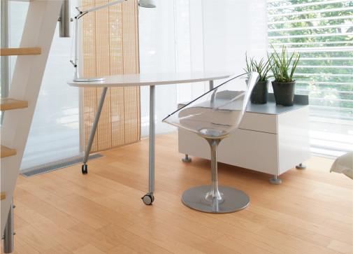 【法人様限定】メーカー直送 イクタ 床材 銘木フロアーラスティック [AW-CR2] ブラックチェリー 2Pタイプ 床暖房対応品 捨貼り工法専用 ツヤなし