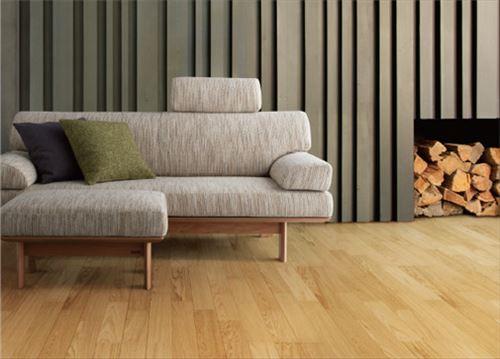 【法人様限定】 メーカー直送 イクタ 床材 パワフルフロアーREO オーク4P 床暖房対応品 捨貼り工法専用