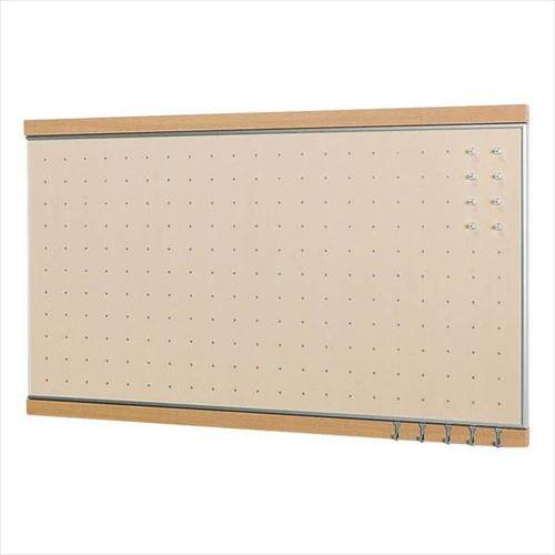 ナチュラル [MR4118] 450×900 ウォールラック オリジン フック付マグネットボード MR4118
