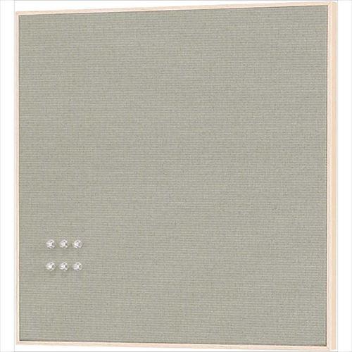 オリジン ウォールラック [MR4237] MR4237 ファブリックマグネットボード グレー 450×450mm