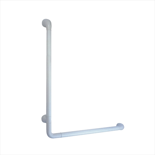 リラインス ニギリバーL型Lタイプ 六角タッピングネジ6mm付 [R7107L-700x500] RELIANCE le bain