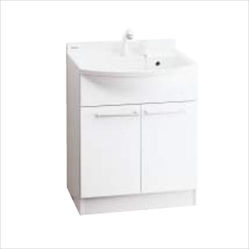 パナソニック 洗面化粧台 エムライン [GQM60KECW] 本体キャビネット 幅600mm 本体キャビネットのみ エコカチット 止水栓別途