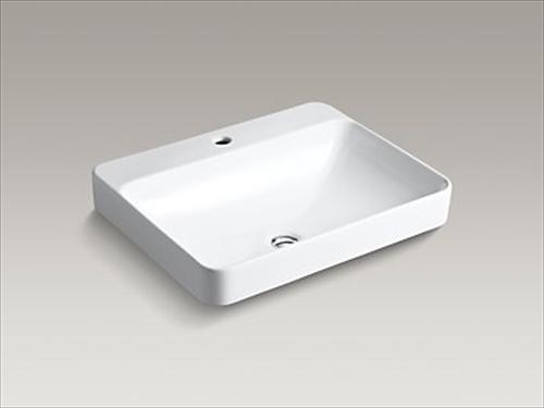 メーカー直送 KOHLER(コーラー) 洗面用シンク ボックス(ボックス) ベッセル 1H 洗面シンク [K-2660X-1-0]