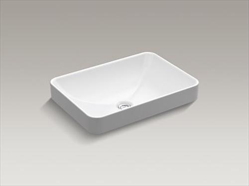 メーカー直送 KOHLER(コーラー) 洗面用シンク Vox(ボックス) ベッセル 洗面シンク [K-5373T-0]