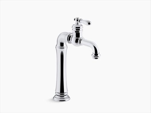 メーカー直送 KOHLER(コーラー) バーシンク用水栓 Artifacts(アーティファクツ) シングルレバー バーシンク用水栓 [K-99268-CP]