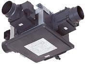 三菱 換気扇 電動ダンパー付中間取付形ダクトファン 一~三部屋用低騒音タイプ V-18ZMDC2-C MITSUBISH