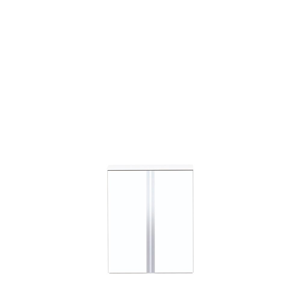 メーカー直送 【マイセット】薄型玄関収納 Y4 薄型フロアユニット 間口75cm 奥行21cm[Y4-75TF*] 道幅4m未満配送不可