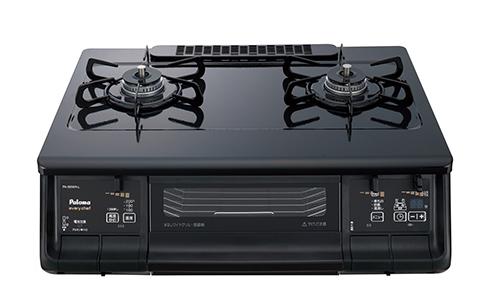 送料無料 パロマ 送料無料 [PA-360WA-L(13A)] テーブルコンロ 都市ガス 左強火力 パロマ 煮物機能 エブリシェフシリーズ スマートな黒 水なし両面焼グリル 温度調節機能付き 煮物機能 幅59cmプラチナカラートップ ブラックプラチナ, switch (スイッチ):b6d6c1a3 --- sunward.msk.ru