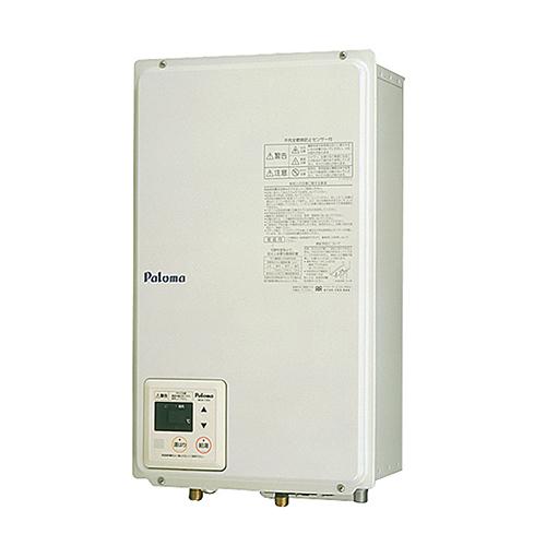 送料無料 パロマ [PH-16LXTB(13A)] 従来型16号給湯器 屋内設置FF式 オートストップタイプ 後方給排気型 13A 都市ガス 給湯器 屋内FF式 16号 水量サーボ付きタイプ 後方給排気式 Paloma