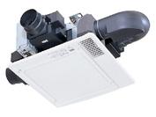送料無料 三菱 換気扇 エアフロー環気システム サニタリー換気ユニット V-180SZU4-N MITSUBISH
