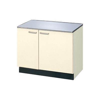 メーカー直送品 LIXIL リクシル セクショナルキッチン 木製キャビネット GKシリーズ コンロ台 間口75cm[GK(F・W)-K-75K]
