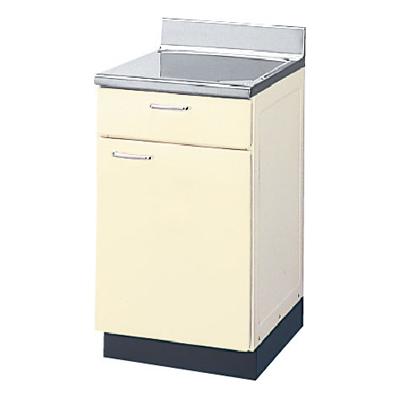 メーカー直送品 LIXIL リクシル セクショナルキッチン HRシリーズ 調理台 間口45cm[HR(I・H)2T-45B]