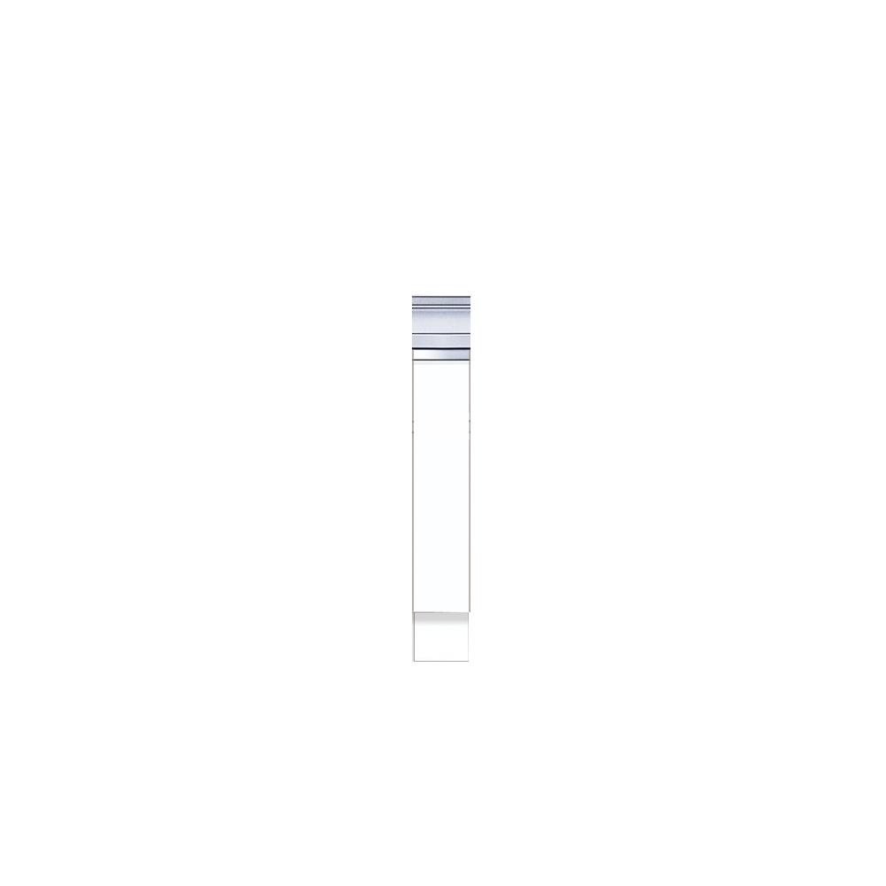 メーカー直送 【マイセット】キッチン 単体キッチン 深型 調理台 M4 間口15cm[M4-15T**]【MYSET】 道幅4m未満配送不可
