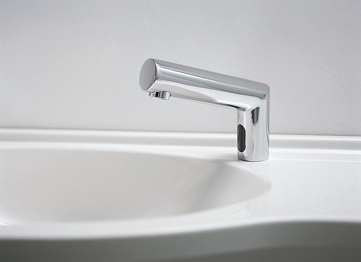 送料無料 PanasonicトイレカウンターTS水栓金具 自動単水栓[CHD9T26U]パナソニック