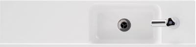 送料無料 PanasonicトイレカウンターTS 手洗いボール一体型カウンター幅1200用[CHC12CDHWK(R・L)]パナソニック